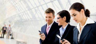 NTT法人向け携帯サービスの3つのコースとは