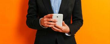 auの法人携帯