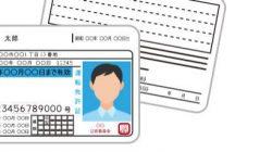 免許証の表裏を1枚の用紙にまとめてコピーしたい