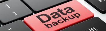 大切なデータが入ったハードディスクをバックアップしておきたい