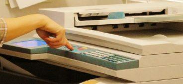 複合機(コピー機)のFAX送信の仕方