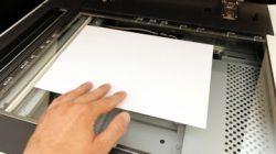 複合機(コピー機) 原稿セットの方法