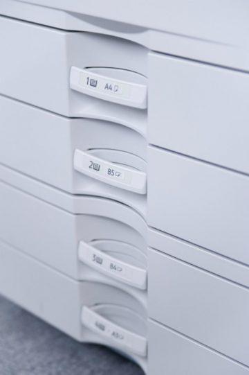 コピー機への用紙の給紙・手差し方法