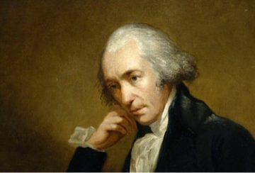 ジェームズ・ワット(James Watt)の肖像画│コピー機は1779年にジェームズ・ワットによって発明された