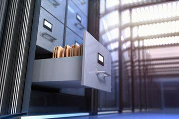 複合機(コピー機)のボックス機能!データ保管に便利でセキュリティも万全!