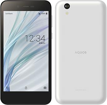 ソフトバンク 法人向けスマートフォン「AQUOS sense basic」を2月16日に発売