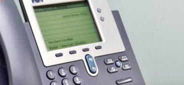 受付おしゃれ電話機とは何ですか?