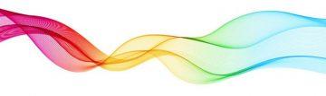 七色バックライト機能は虹のように光るの?