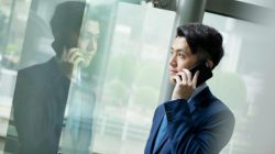 回線統一で事務所と携帯電話間の通話料が無料に!
