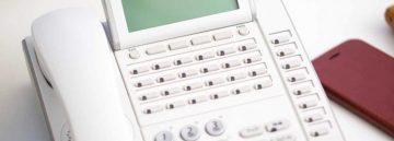 ビジネスフォンの便利機能「外線・通話系」